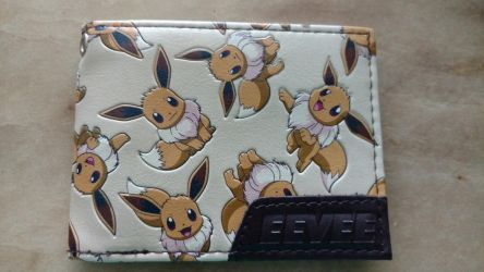 Eevee Wallet  by folanthewolf
