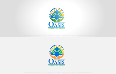 Oasis Logo  (For Sale) by DianaGyms