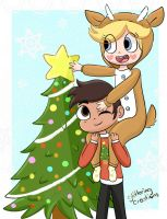 Christmas tree by glitteringcreations