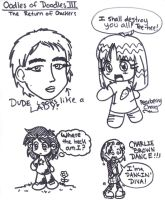 Oodles of Doodles 3 by Chrisboe4ever