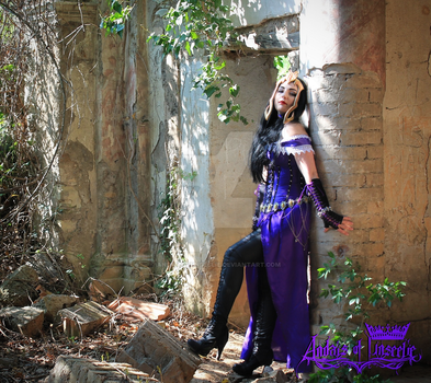 Liliana of the Veil cosplay by AndaisOfUnseelie