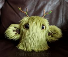 Woodland Alien! SOLD by PastYourPorchlight