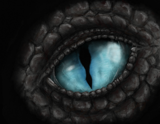 Dragon's eye by FrerinHagsolb