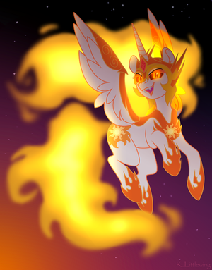Praise The Sun by Kate-Littlewing