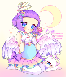 Little Angel by Pafait