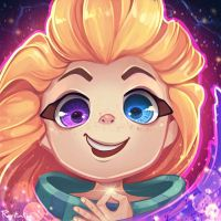 Zoe Fan art by 99g3ny99