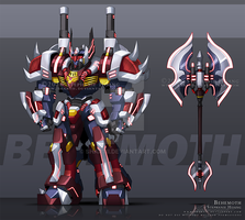 Etreos: Behemoth by SHArtII