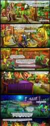 The Greater Flame #12: Berzie is a Very Bad Bug by Bonaxor