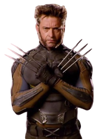 X-Men's Wolverine: Transparent Background! by Camo-Flauge