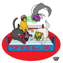 Puro cats by brianbuster
