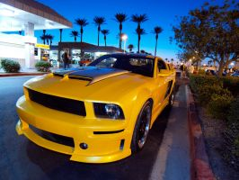 Yella Stang by Swanee3