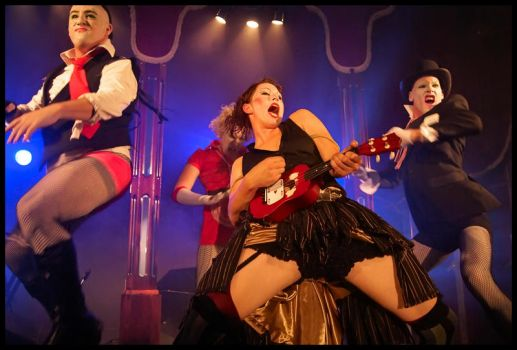Amanda Palmer on Stage by two-truths