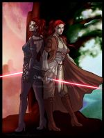 Swtor: Two sides by Evanyell