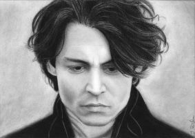 Johnny Depp by Bellchen87