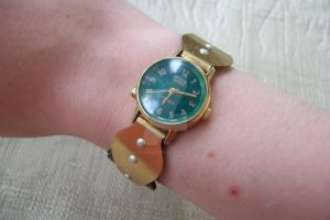 Steampunk Watch 4 by kyphoscoliosis