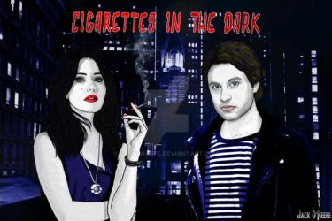 Blood Red Shoes - Cigarettes in the Dark by JackOKeefe