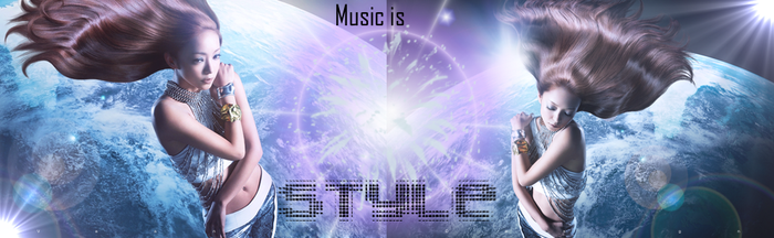 Namie Amuro - Music is STYLE by Vaan94