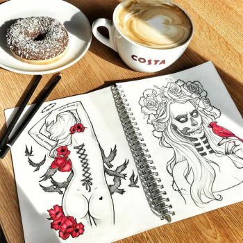 Perfect morning by Anna-Marine