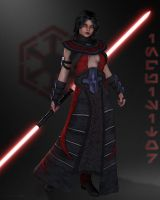 Inquisitor (SWTOR) by knight776