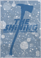 The Shining Vector Poster by SamRAW08
