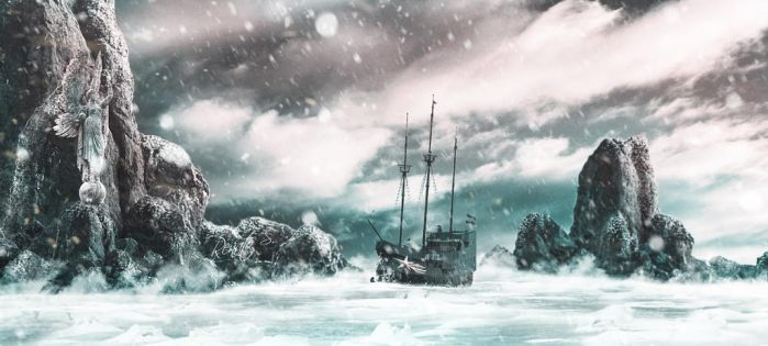 Cold waters by RenatoSs
