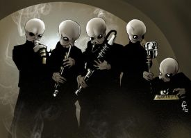 Cantina band by JhonnyPark