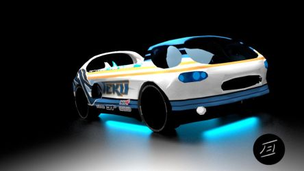 Teku Deora ll Front by Xceptre
