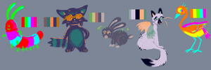Weird palette adopts by pawpplio