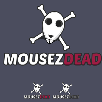 MouseZDead @ Logotype by playaone
