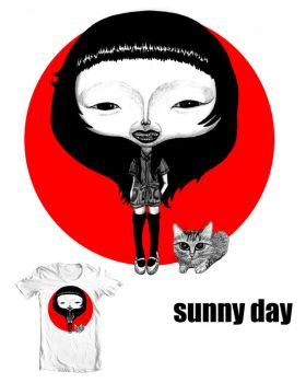 Sunny Day by tamaow