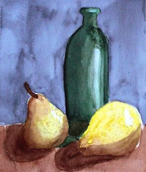 Still Life by Caferall