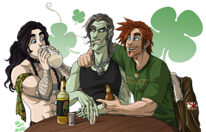 Lucky Charms by Kayzig