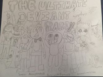 The ULTIMATE deviant party by PartyTyme3000