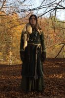 My viking woman costume by Ylwa