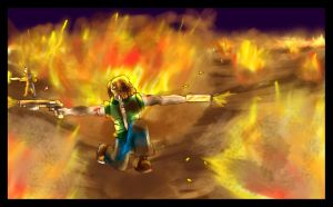 Firefight by Icarus89