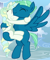 SkyTrail - the Newest and Best Ship by SummerSketch-MLP