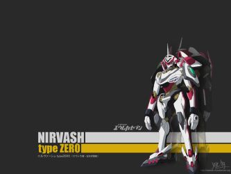 Nirvash Type Zero v2 by 4st4roth