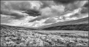The Empty Land by Arawn-Photography