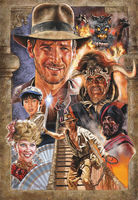 Indiana Jones and the Temple of Doom by jjportnoy