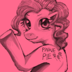 Pinkie Pie!! by KimGoma