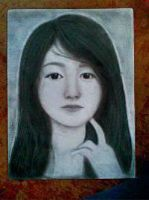 2013 drawing - Ms. Sharmaine :) by nielopena