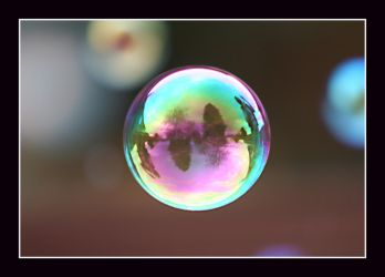 Bubble World by onepoint618