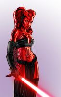 Darth Talon by jasonpal
