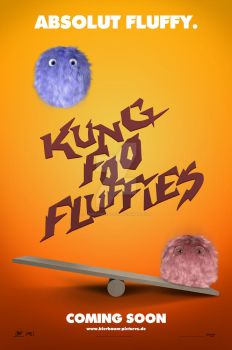 Kung Foo Fluffies by BierbaumPictures