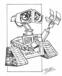 M.I.A Wall-E by KidNotorious