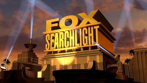 Fox Searchlight Pictures 2011 Logo Remake by theultratroop