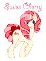 Swiss Cherry by AntiqueAntoinette