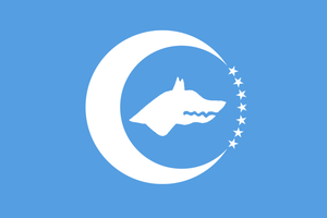 United Turkestan flag by Still-AteS