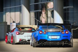 Liberty Walk by SeanTheCarSpotter
