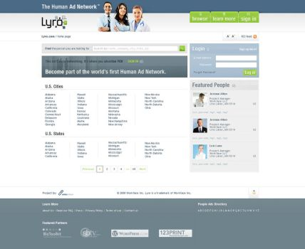 lyro.com by bratn